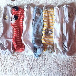 NWOT Newborn baby clothing lot
